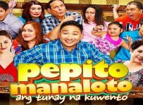Watch Pepito Manaloto January 18, 2020