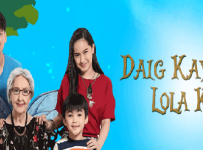 Daig Kayo Ng Lola Ko December 8, 2019 Pinoy Channel