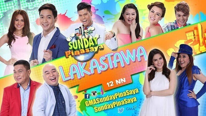 Sunday Pinasaya January 27, 2019 Pinoy Tambayan