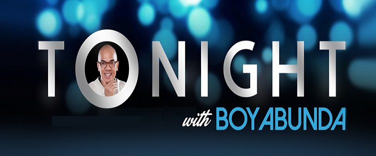 Tonight With Boy Abunda August 12, 2019 Pinoy Tambayan