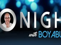 Tonight With Boy Abunda January 28, 2020 Pinoy Ako