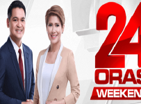 24 Oras Weekend December 8, 2019 Pinoy Channel