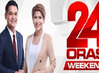 24 Oras Weekend April 14, 2019 Pinoy Network