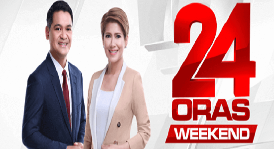 24 Oras Weekend September 1, 2019 Pinoy1TV Replay