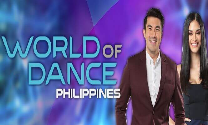 World of Dance March 24, 2019 Pinoy Teleserye