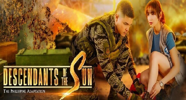 Descendants of the Sun December 2, 2020 Pinoy Channel