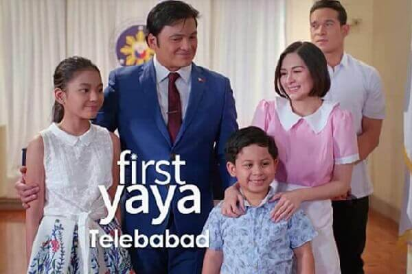 First Yaya March 30, 2021 Pinoy Channel